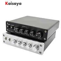 CSR8635 Bluetooth 4,0 TPA3116 2,1 alta potencia HIFI Subwoofer placa amplificador clase D amplificador audio 2*50 W + 100 W B2-004