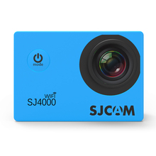 Sjcam Sj4000 Wifi 2.0 Screen Action Camera Upgrade Sjcam 4000 Wifi Driving 30M Waterproof Mini M20 Sports Camera Deportiva