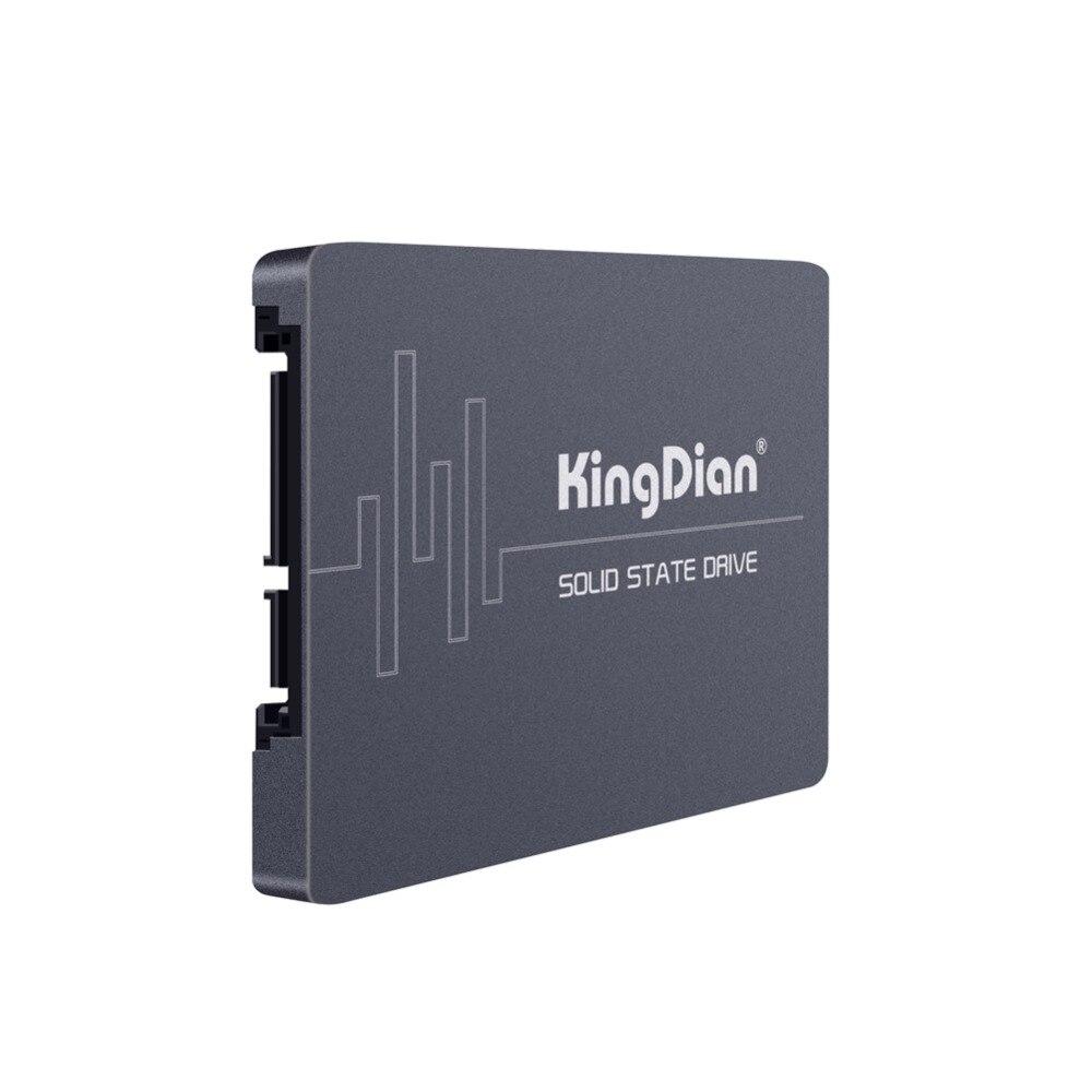 SSD SATA3 2,5 pulgadas 60 GB 120g 240 GB 480g 960 GB 1 TB de disco duro HD HDD fábrica directamente KingDian marca