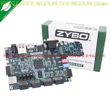 Zybo Zynq-7000 ARM/Xilinx FPGA Development board learning board XUP Digilent xilinx spartan6 xc6slx16 microblaze sdram usb2 0 fpga development board a type