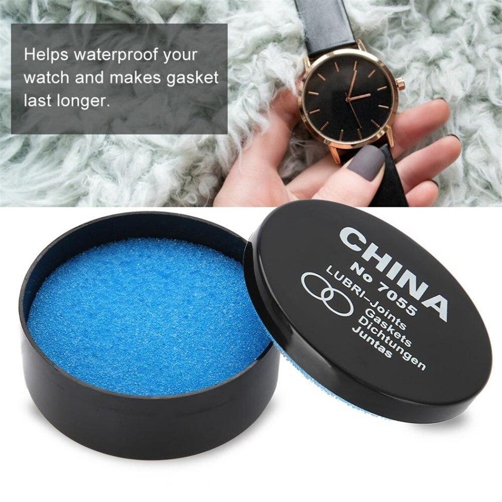 Водонепроницаемый паста часы Ремонт смазка профессиональный водонепроницаемый герметик для часов прокладка Часовщик часы Ремонт Инструменты комплект|Детали инструментов|   | АлиЭкспресс