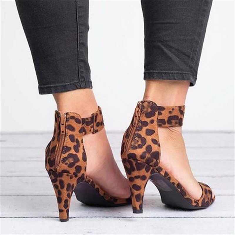 Oeak 2020 Frauen Sandalen High Heels Band Dünne Ferse Sandalen Weiblichen zapatos de mujer Mode Kleid Sandalen Schuhe Für Frauen sexy