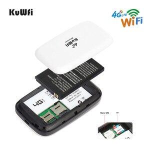 Image 4 - Débloqué 150 Mbps voiture 4G routeur sans fil 4G Modem Hotspot routeur de poche avec carte Sim Solt routeur Wi fi jusquà 10 utilisateurs Wifi