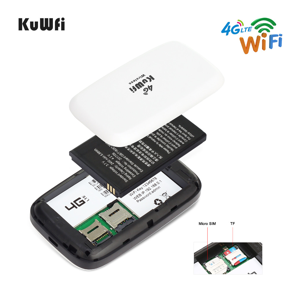 Image 4 - Unlocked 150Mbps Car 4G Wireless Router 4G Modem Hotspot Pocket Router With Sim Card Solt Wi fi Router Up To 10 Wifi Users-in 3G/4G Routers from Computer & Office