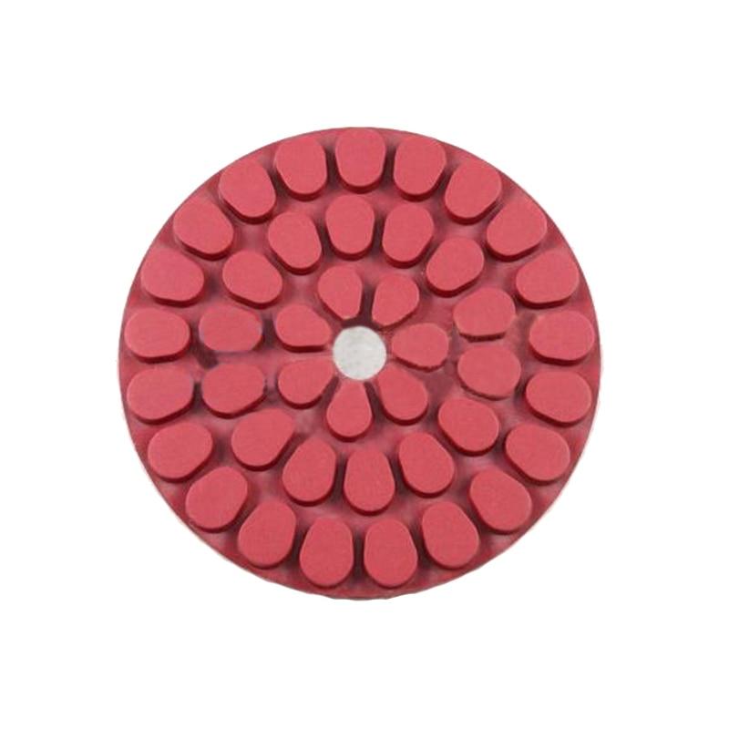 5 db / tétel 5 hüvelyk gyémánt polírozó betét vastagság 125mm - Elektromos kéziszerszámok - Fénykép 2