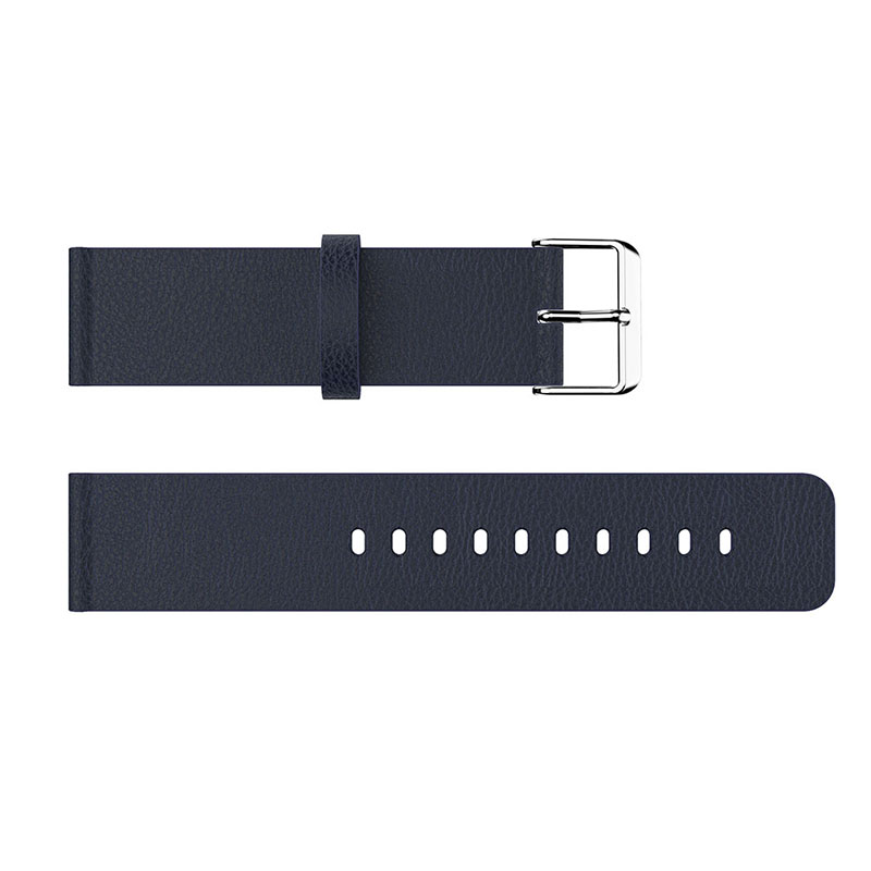 Good Sport Replacement Watchband PU Leather Wrist Watchband For Fitbit Versa Strap Bracelet Smart Watch Wristband Band Straps in Watchbands from Watches
