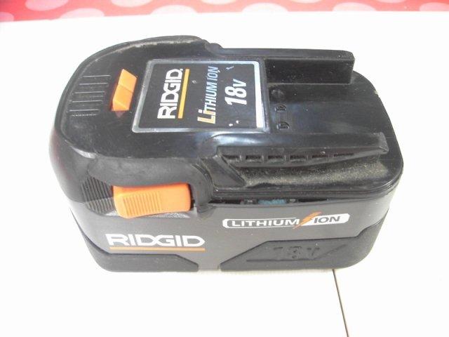 RIDGID 18V R84008 (130383019) Power Tool Battery