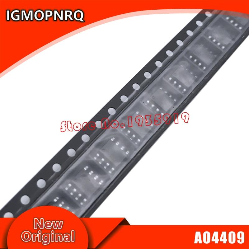 10piece AO4409 4409 MOSFET SOP-8 New Original