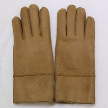 Sheepskin Warm Gloves