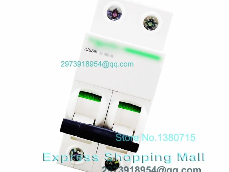 IC65N 4P D63A Miniature Ciruit Breaker New 10pcs/lot
