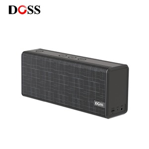 Image 1 - DOSS Portable Wireless Bluetooth Speaker 12W Stereo with Bass and Built in Mic Hands free For iPhone Xiaomi Support AUX USB