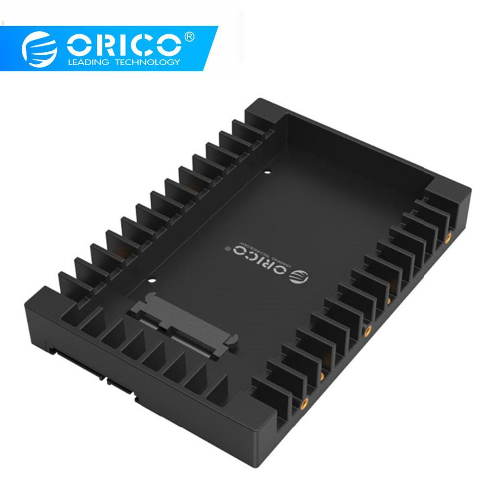 Orico 2.5 a 3.5 polegadas disco rígido adaptador caddy suporte sata 3.0 suporte 7/9.5/12.5mm 2.5 polegadas sata hdds e ssds (1125ss)