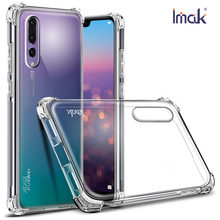 Huawei P20 Pro Case Silicon TPU for Funda Huawei P20 Lite Case P20Lite Back cover Huawei P20 Cases P 20 Crystal Smartphone Coque