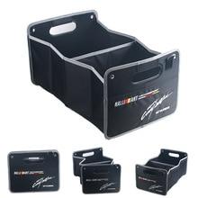 RALLIART Car Trunk Organizer Automobile Rear Racks Tidying Interior Accessories font b Storage b font Bag