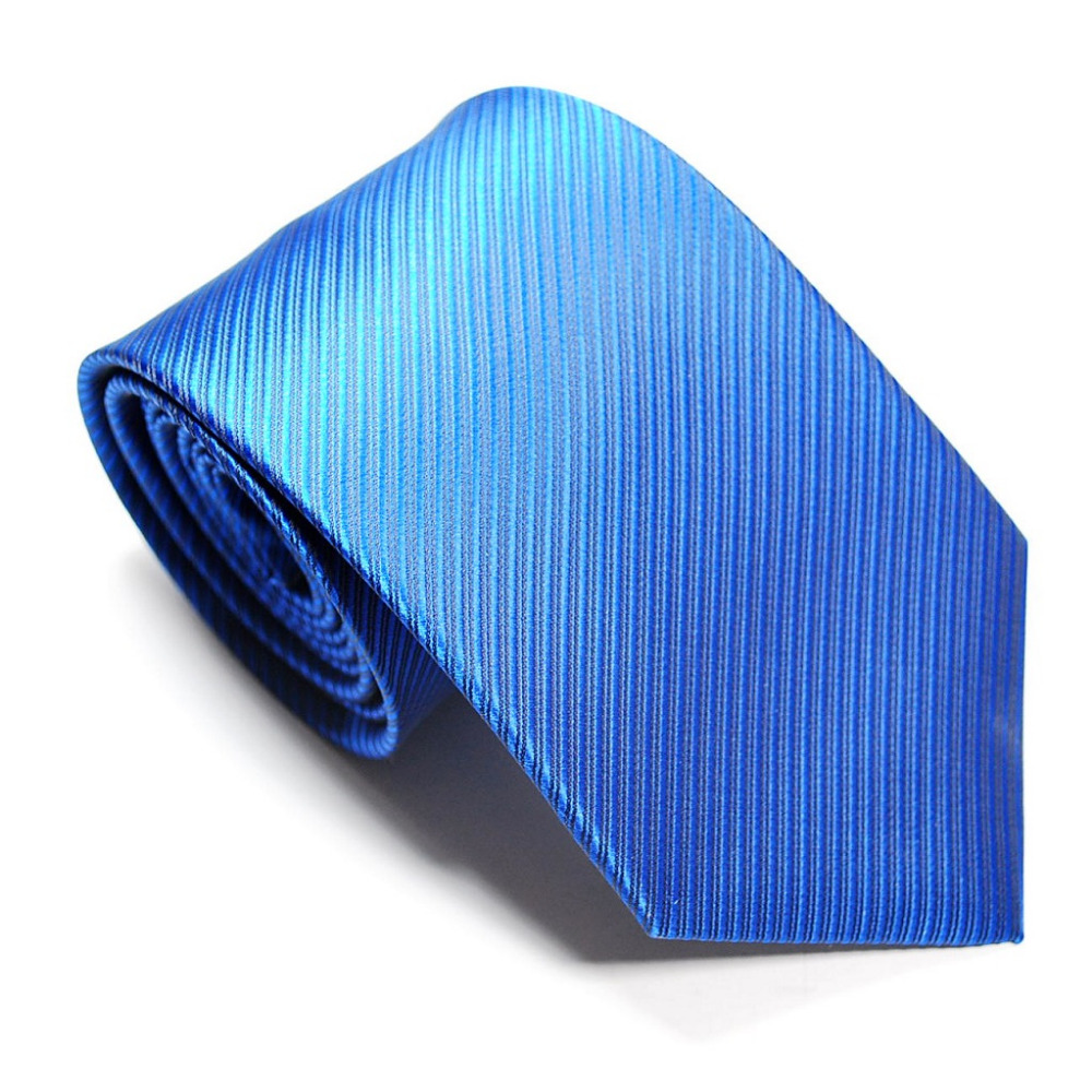 HOOYI 2019 Royal Blue Pánské kravaty s kravatou kravatou kravatou kravatu vysoké kvality