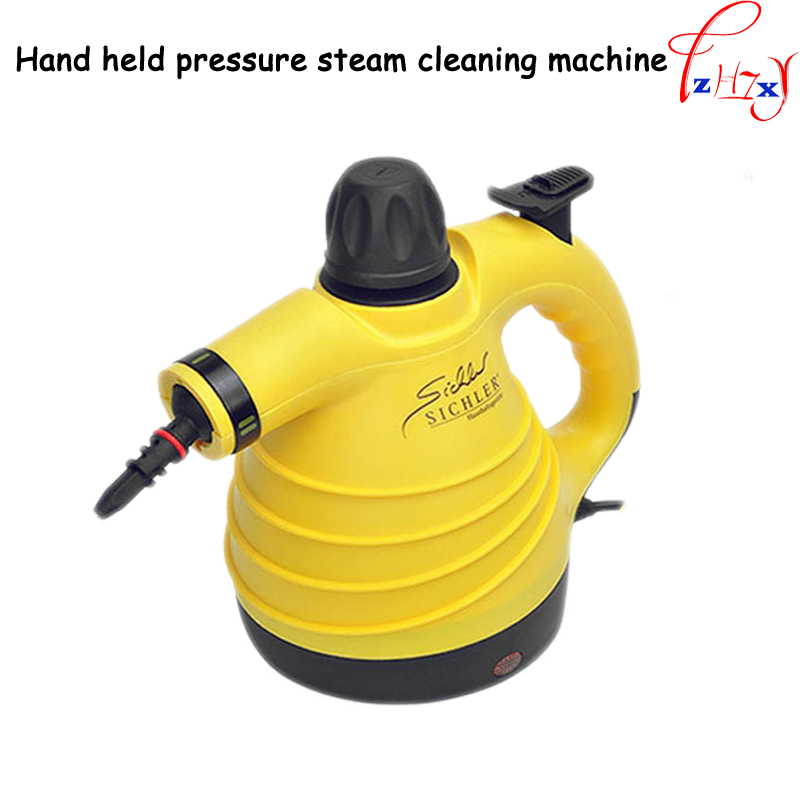 High Temperature Hand Held Pressure Steam Cleaning Cleaner