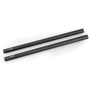 Image 2 - Smallrig 15 Mm Carbon Hengel 30 Cm 12 Inch Lange Voor 15 Mm Rod Klem/Support Systeem, pak Van 2 Stuks 851