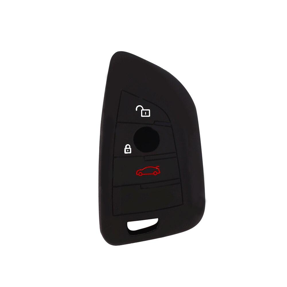Брелок Cover дистанционного складной мягкий Ключа автомобиля Shell автомобиля чехол для пульта дистанционного управления силиконовый чехол для ключей защита для BMW 5 серии
