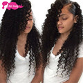 8a Indian Virgin Hair With Closure Raw Indian Virgin Curly Hair With Closure Indian Virgin Hair With Closure Meches Indienne