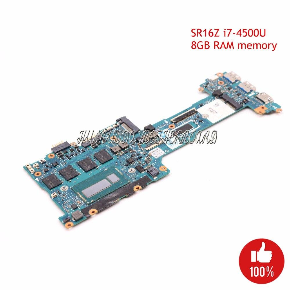 NOKOTION A1951396C V270 MBX 1P 0134J00 8011 материнская плата для ноутбука sony Pro13 svp13 SR16Z i7 4500U 8 ГБ Оперативная память Mermory основная плата