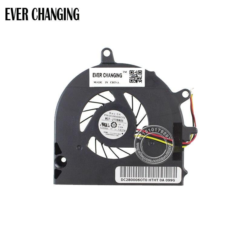 New CPU Cooling Fan For TOSHIBA Satellite A500 A505 (For Intel,discrete) MCF-J17BM05 AB7005HX-SB3New CPU Cooling Fan For TOSHIBA Satellite A500 A505 (For Intel,discrete) MCF-J17BM05 AB7005HX-SB3