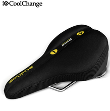 CoolChange bicycle saddle seat MTB road bike accessories after the rear seat cushion cover sets Cycling Equipment