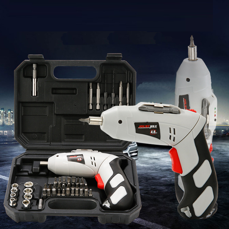Rechargeable screwdriver set multifunction with Flexible Shaft Cordless Mini Electric Drill Rotary Power Tools with bits DrillT3