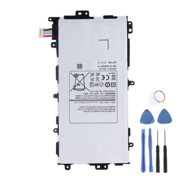 4600mAh High quality 100% ORIGINAL  Battery +FREE TOOLS High quality For Samsung N5100 N5120 Galaxy Note 8.0 N5110 SP3770E1H