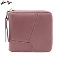 Women Ladies PU Leather Short Wallet Purse Coin Pocket Card Holders Retro Wallet Fashion Fold Women