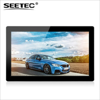 Seetec PF215 9CT 21.5 Inch IPS 1920x1080 Open Frame Monitor 21.5 Projected Capacitive 10 Point Touch LCD Industrial Monitor