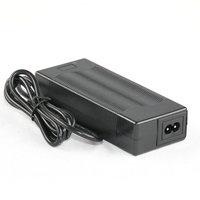 Nuevo Envío Gratis v 36v 2a Cargador de batería de iones de litio de salida 42v 2a para 36v batería de bicicleta eléctrica conector DC