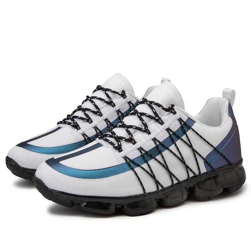 2019 nouveauté hommes chaussures de Tennis Style populaire en plein air Jogging baskets à lacets hommes chaussures de sport confortable livraison gratuite - 6