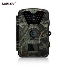 """BOBLOV CT008 2.4 """"LCD HD 1080 P 12MP Jeu de Plein Air Piste Longue Portée Chasse Scoutisme Numérique Caméra Night Vision LED La Faune IR"""