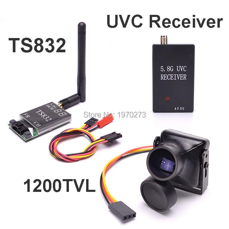 5,8G FPV приемник UVC видео Downlink OTG VR Android телефон + TS832 600mW 48CH модуль передатчика + 1200TVL COMS 2,8 мм камера|fpv receiver|transmitter module5.8g fpv | АлиЭкспресс
