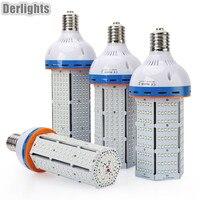1PCS 30W 40W 50W 70W 100W 120W 140W LED Corn Light E27 E40 SMD3528 AC85 265V Warm/Cold White AC85 265V Corn Bulb Lighting