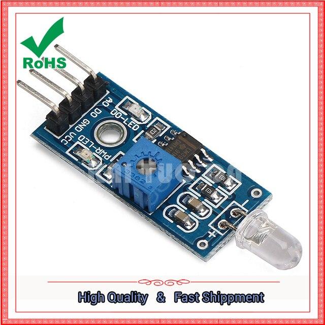4-pin moduł fotodioda światła jasność wykrywania fotoelektryczny przełącznik inteligentny samochód pokładzie