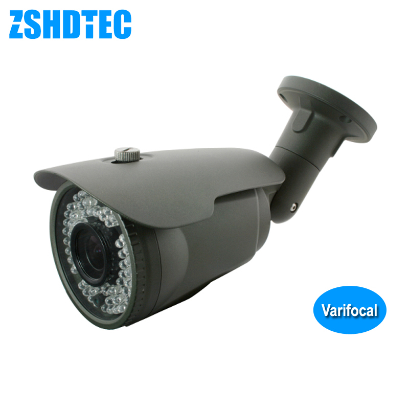 Full HD 1080P CCTV Security Bullet Waterproof Surveillance 2MP IP Camera