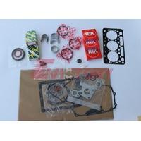 Kubota D722 piston ring +cylinder head gasket kit crankshaft&con rod bearing