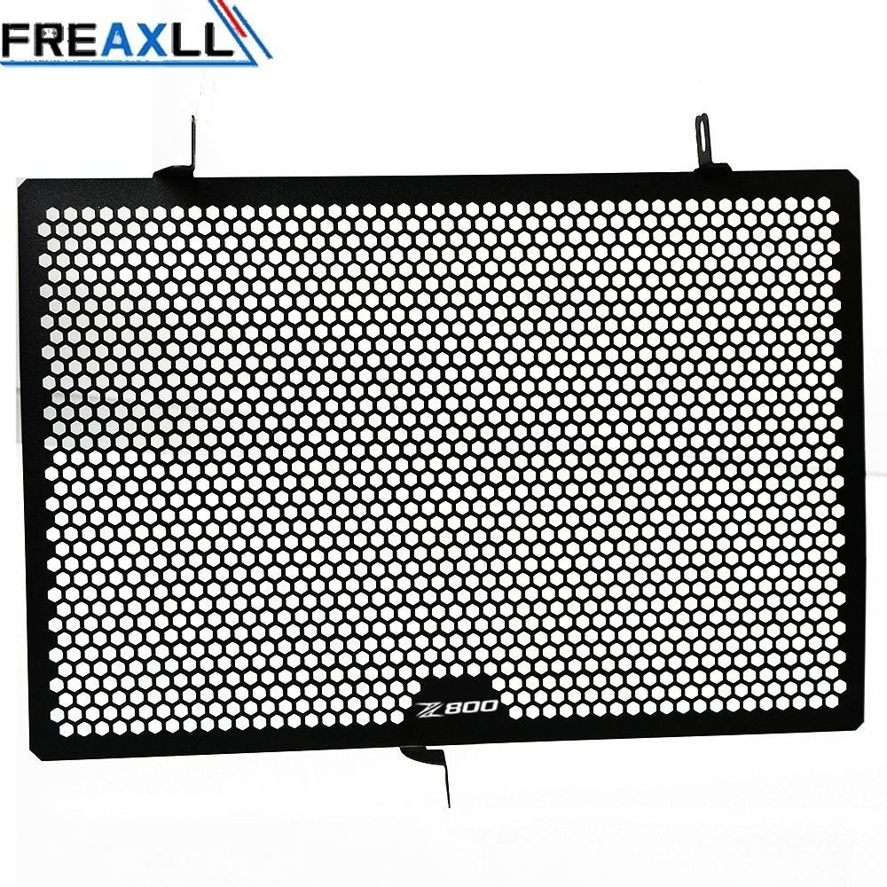High Quality Motorbike Radiator Grille Guard Protection Water Tank Guard FOR KAWASAKI Z800 Z 800 2013 2016 Accessories in Covers Ornamental Mouldings from Automobiles Motorcycles