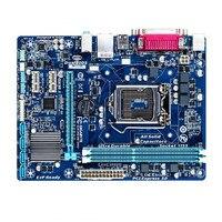 Ddr3 1150 1155 pinos placa de placa gráfica integrada para h55 h61h81 b85 placa-mãe