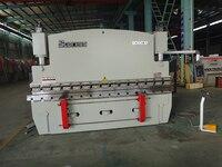 WC67Y 80t 2500 Mini Press Brake Used Shearing Press Brakes Cnc Hydraulic Press Brake