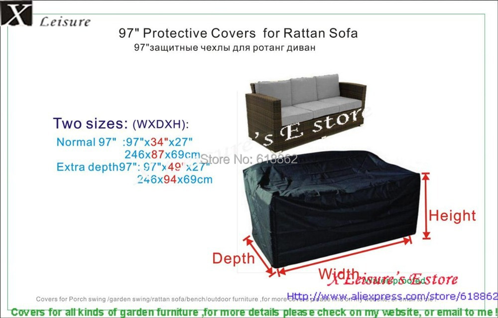 97  Extra large Rattan Sofa Chair Protective cover 246x87 94x69 cm black  cover for garden rattan sofa chair Online Get Cheap Rattan Arm Chair  Aliexpress com   Alibaba Group. Extra Large Sofa Cover Outdoor. Home Design Ideas