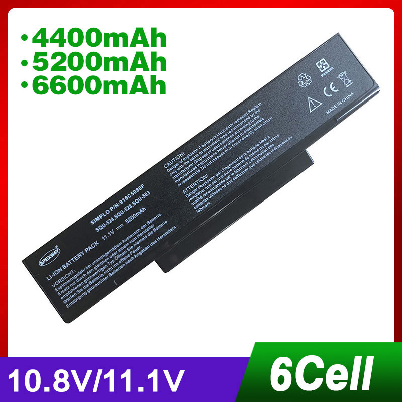 11.1v laptop battery for ASUS F3J M51  90-NFV6B1000Z 90-NFY6B1000Z 91NASZ9LD4SU A32-Z94 A32-Z96 A33-F3 A9 Z9 Z94 z96 SQU-52611.1v laptop battery for ASUS F3J M51  90-NFV6B1000Z 90-NFY6B1000Z 91NASZ9LD4SU A32-Z94 A32-Z96 A33-F3 A9 Z9 Z94 z96 SQU-526