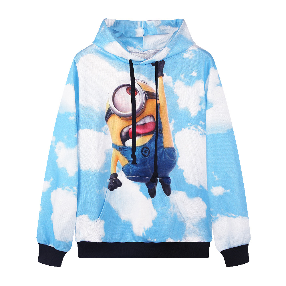 Online Get Cheap Hoodie Minion -Aliexpress.com | Alibaba Group