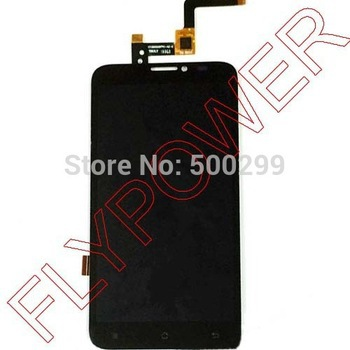 FOR TCL S720 S720T LCD Display +digitizer touch Screen assembly Glass Black color by Free shipping