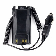 Baofeng Car Charger Battery Eliminator for Walkie Talkie UV-82 Two Way Ham Radio J6325A UV82X UV82HP