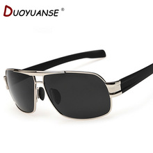 Popular Men Polarized Military Sunglasses Best UV Sunglasses For Police Driving Super Cool Anti Glare Visor Glasses For Men 3258
