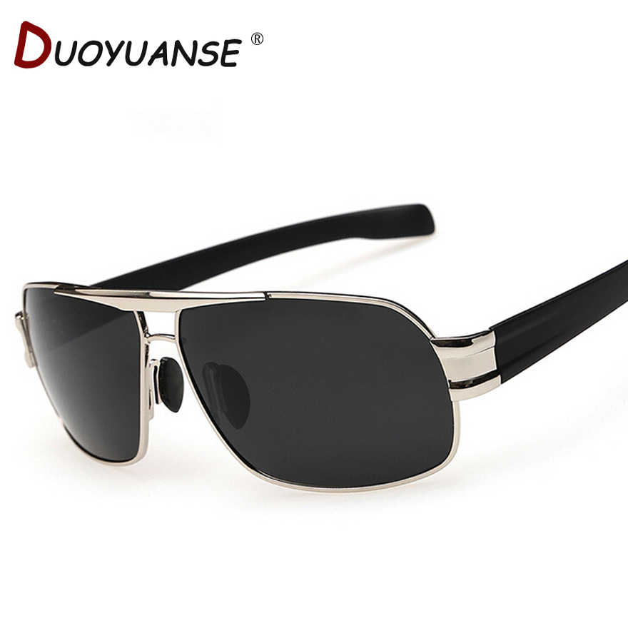 60ec3f98d61 Popular Men Polarized Military Sunglasses Best UV Sunglasses For Police  Driving Super Cool Anti Glare Visor