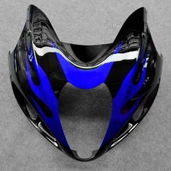 Front Upper Fairing Headlight Cowl Nose For Suzuki Hayabusa GSX1300R 1997-2007 99 01 02 03 04 05 06 07