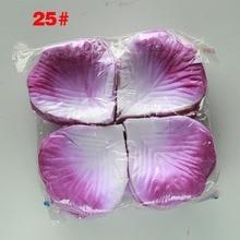 1000 шт. искусственные лепестки роз, цветок для девочек, Шелковый лепесток, искусственные лепестки для свадьбы, конфетти, вечерние украшения